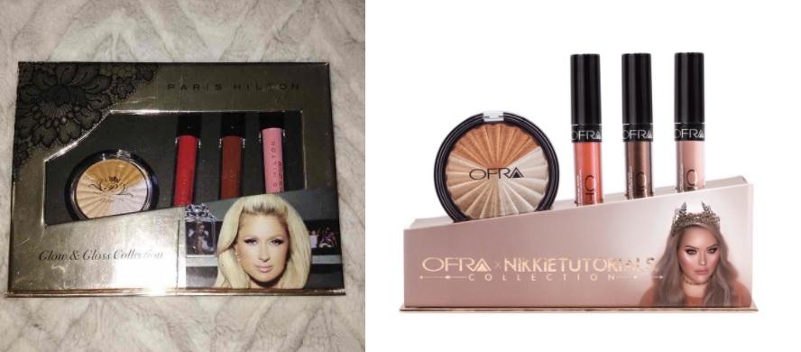 Doet Paris Hilton nou Nikkietutorials na? | Paris Hilton Cosmetics