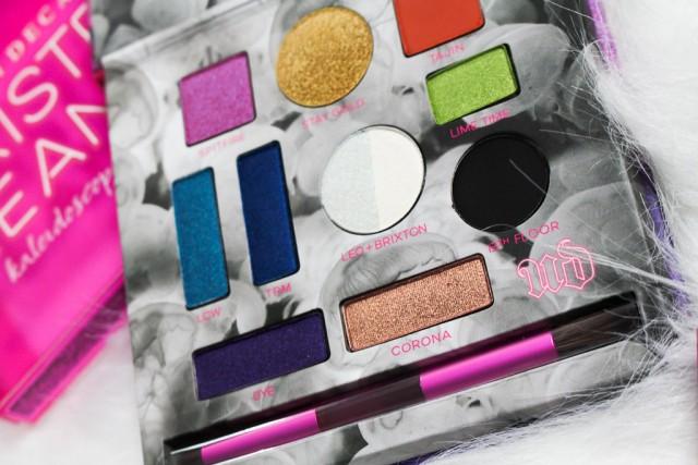 Urban Decay x Kristen Leanne oogschaduw palette review