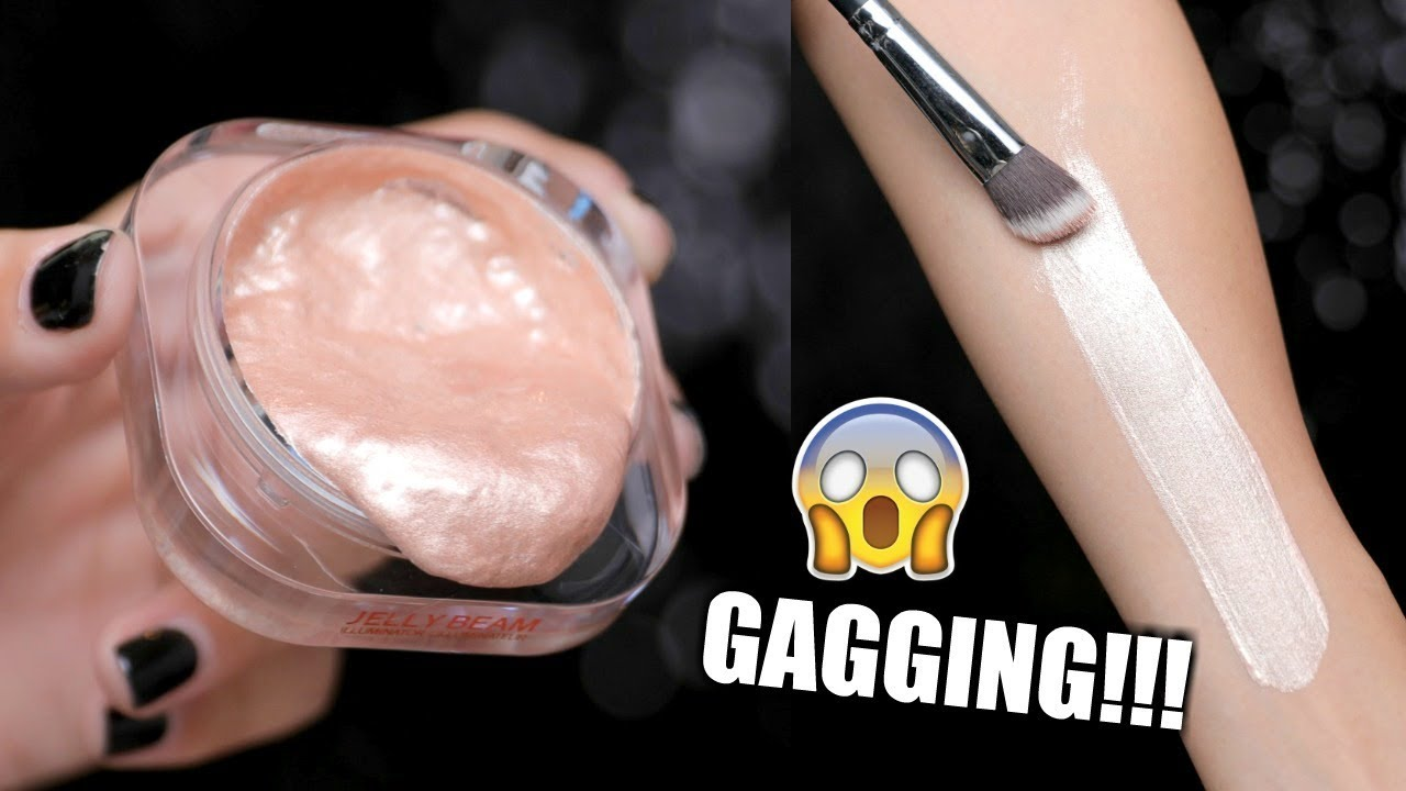 Apart make-up product: de Jelly highlighter!