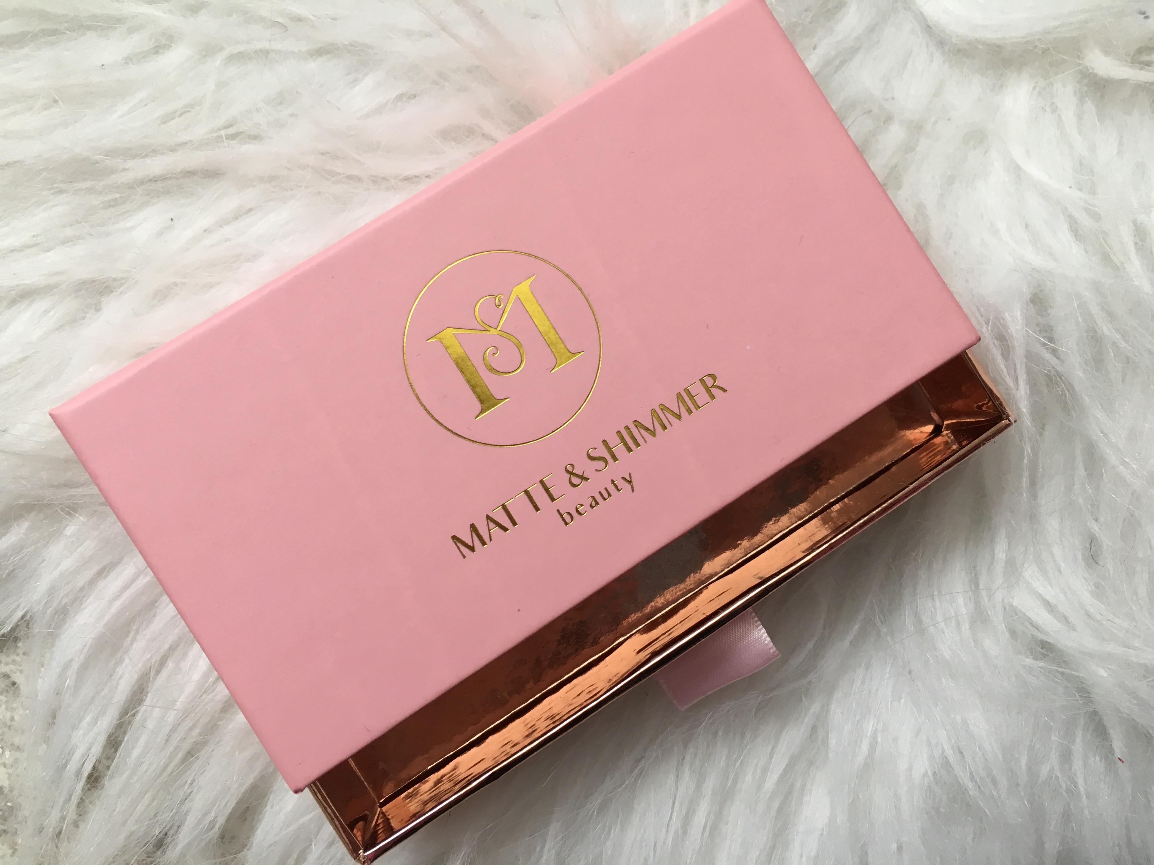 Matte & Shimmer Beauty | Sneak peek van een spannend project!