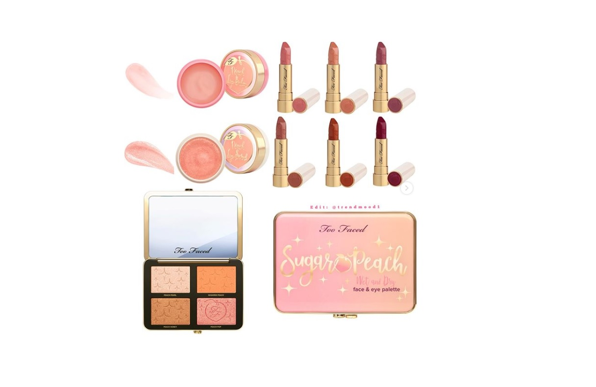 Make-up nieuws: de Too Faced Sweet Peach familie blijft groeien!