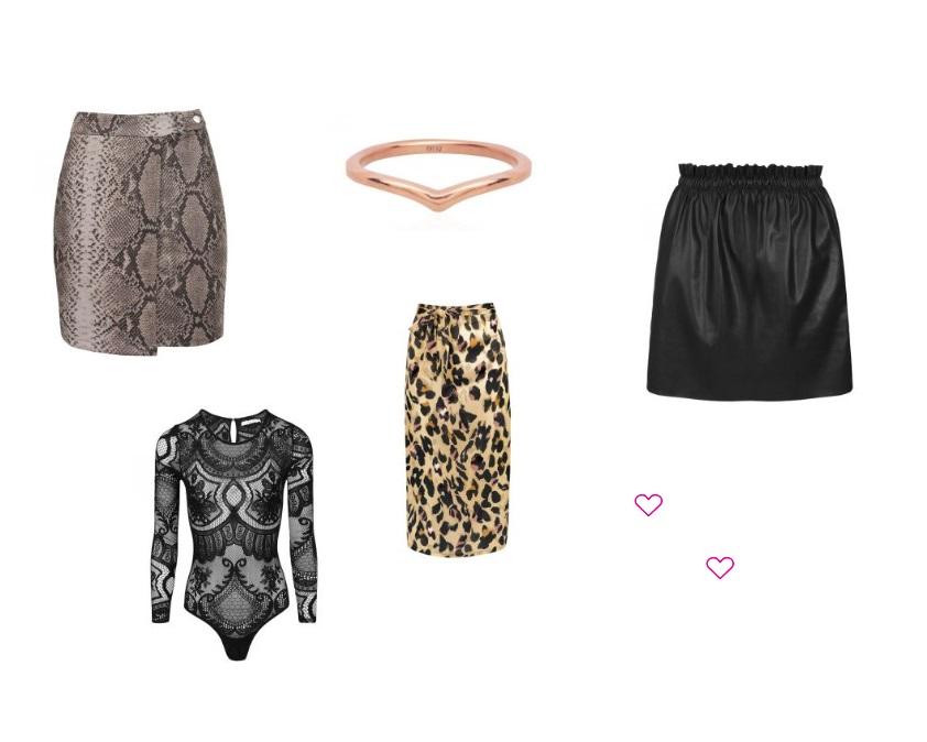 Outfit inspiratie | De leukste herfst looks met rokjes!