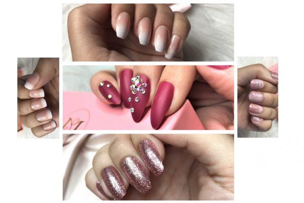 December feestmaand: nieuwe Matte & Shimmer Beauty nagelstijlen & leuke acties!