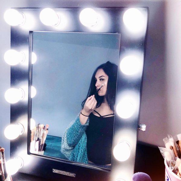 Make-up spiegel: de finishing touch aan mijn make-up hoek!
