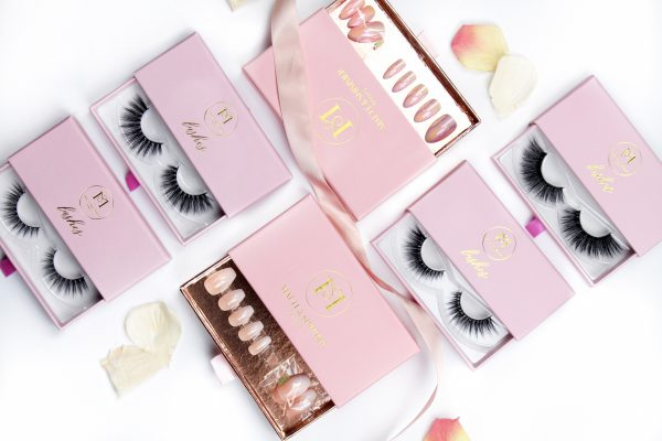 Net uitgebracht: Matte & Shimmer Beauty lashes!