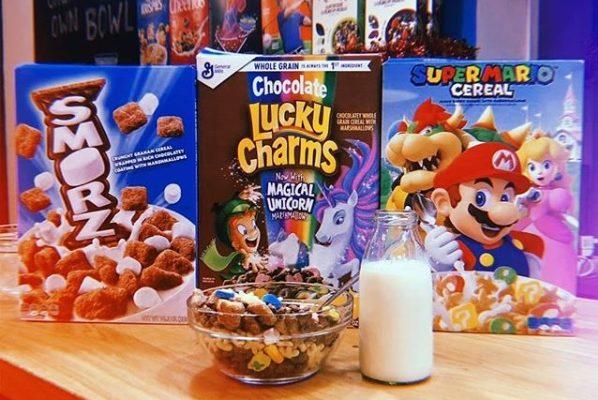 90's kids & cereal liefhebbers opgelet: het eerste Cereal café in Nederland