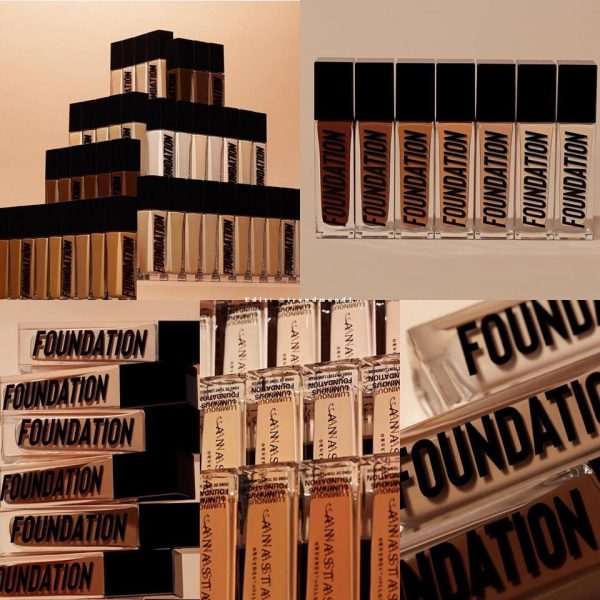 YES! Anastasia Beverly Hills komt met een foundation – in 50 tinten