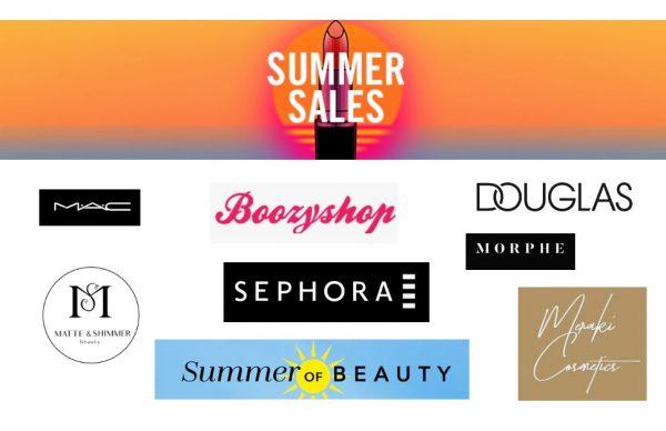 Summer sale! | De beste beauty webshop sales in de zomer van 2019