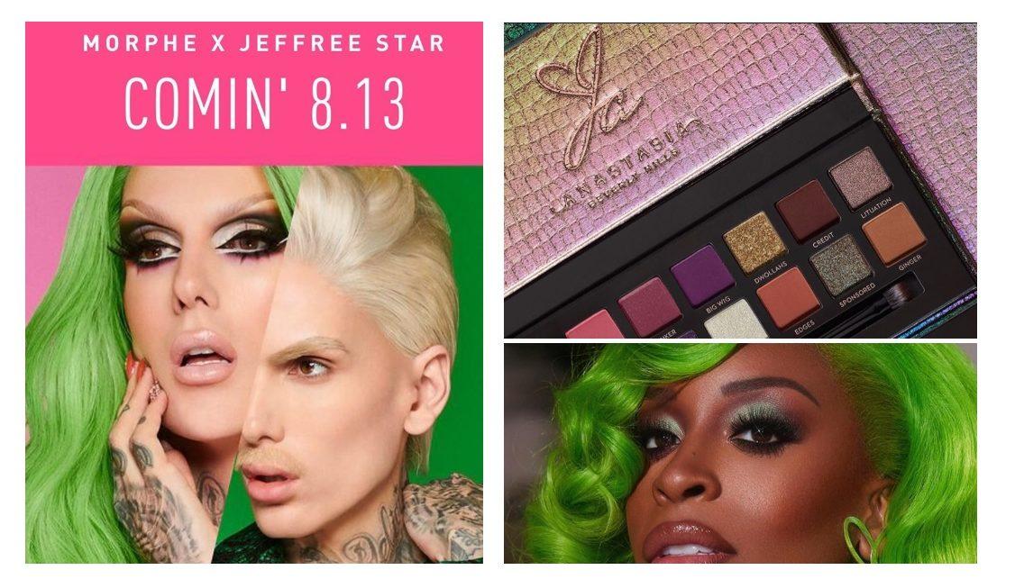 makeup beauty influencer samenwerkingen