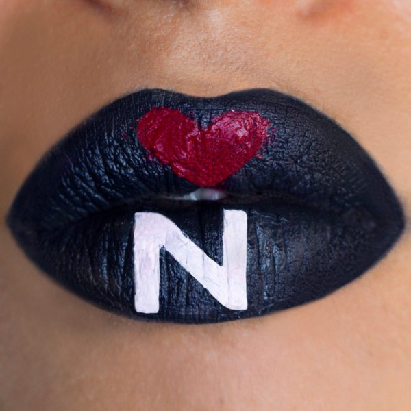 Hoe maak je Instagram lip art tutorial | Met Notino!