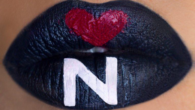 notino lip art tutorial