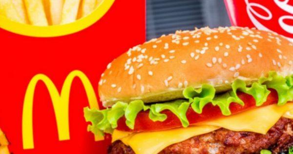 TEST: Welke McDonald's burger ben jij?