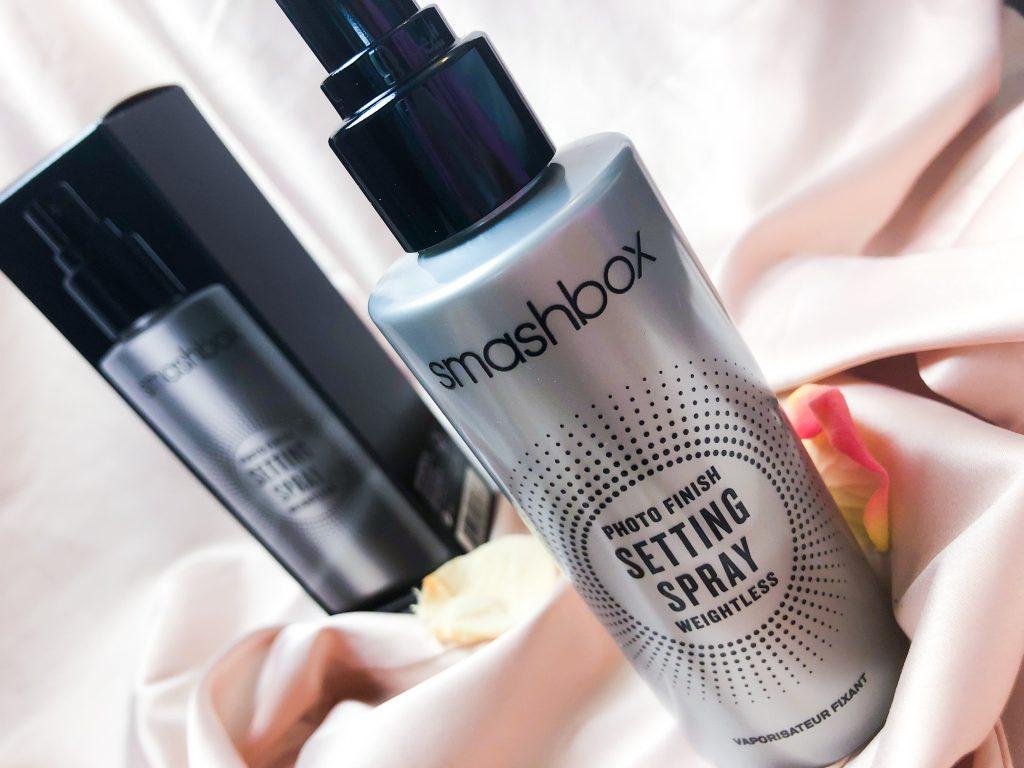 SMASHBOX Photo Finish Setting Spray Weightless review
