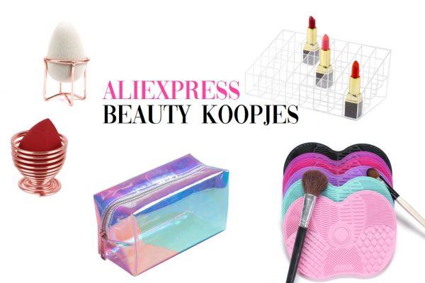 Leuke & handige AliExpress beauty koopjes!