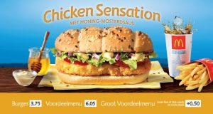 chicken sensation snacks die terug moeten komen