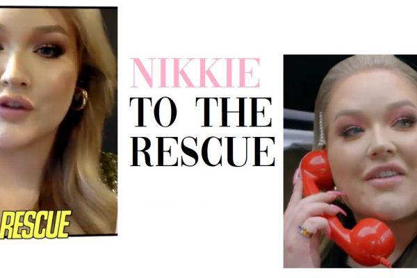Nikkietutorials komt je redden in nieuwe show 'Nikkie To The Rescue!'