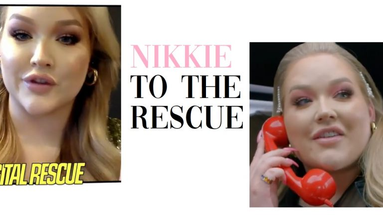 nikkie to the rescue nikkietutorials youtube show