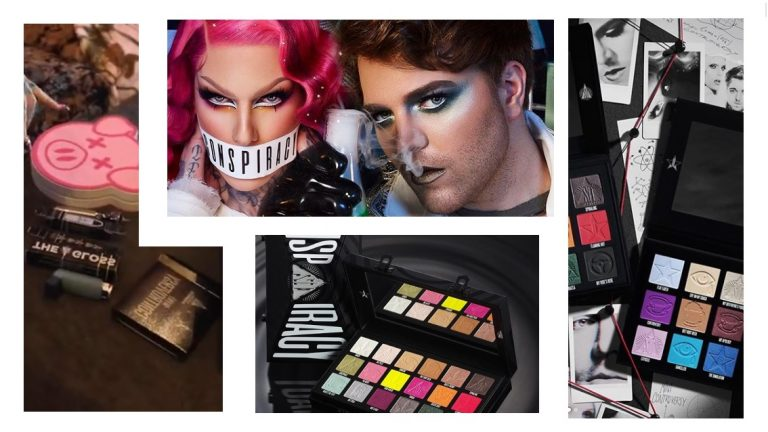 Jeffree Star Shane Dawson Conspiracy collectie nederland kopen