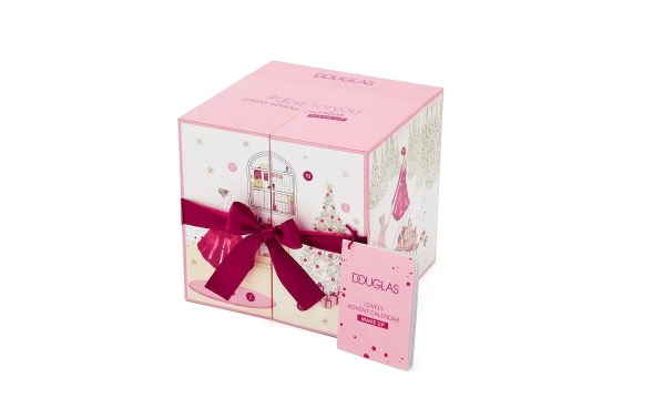 Douglas beauty make-up adventskalender 2019