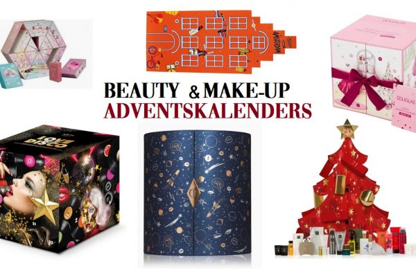 De leukste beauty & make-up adventskalenders van 2019!