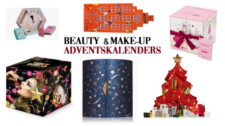 de leukste beauty make-up adventskalenders 2019