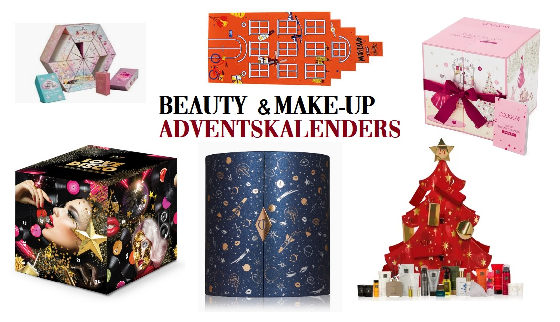 de leukste beauty make-up adventskalenders 2019