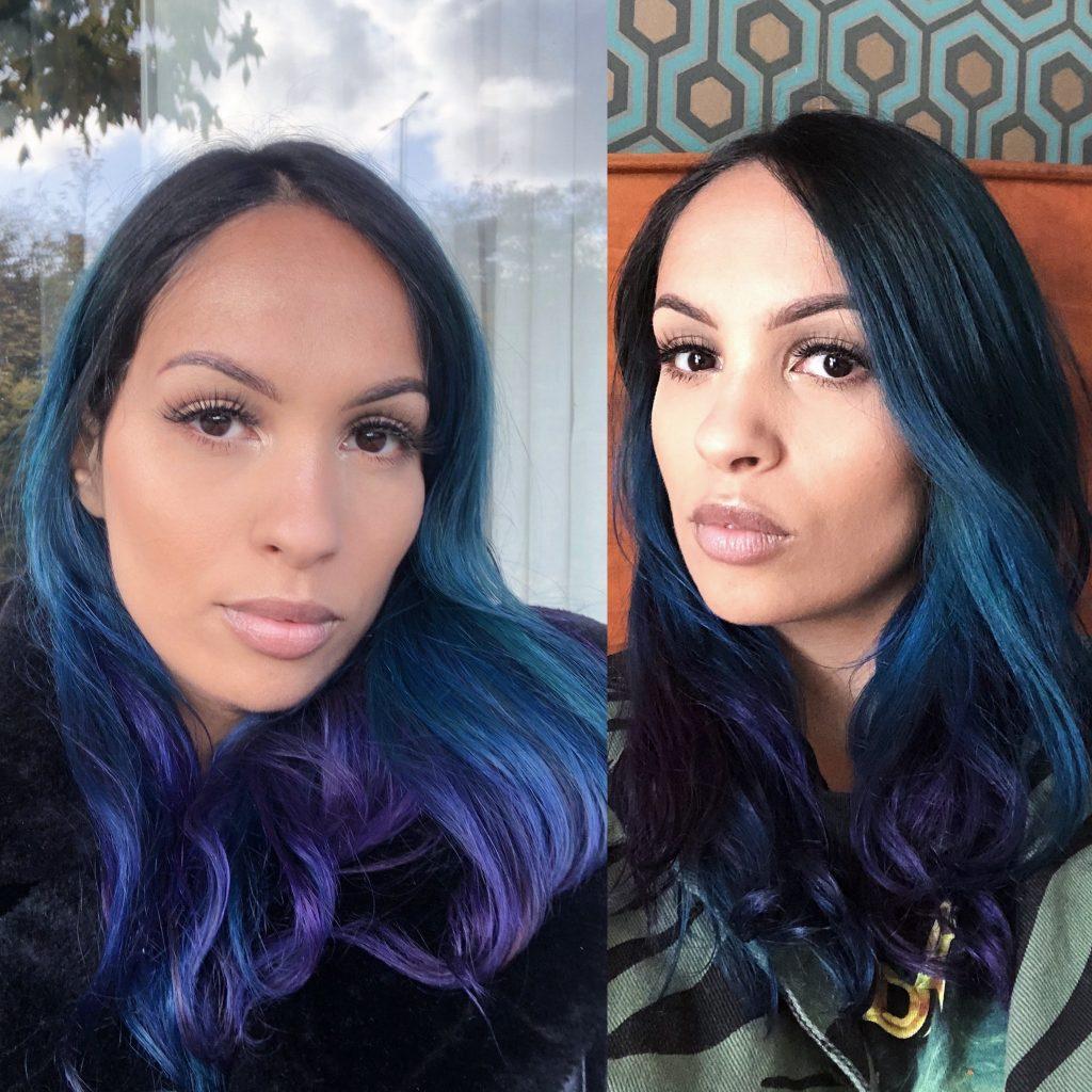 Gekleurd haar shampoo conditioner gepigmenteerd kleur