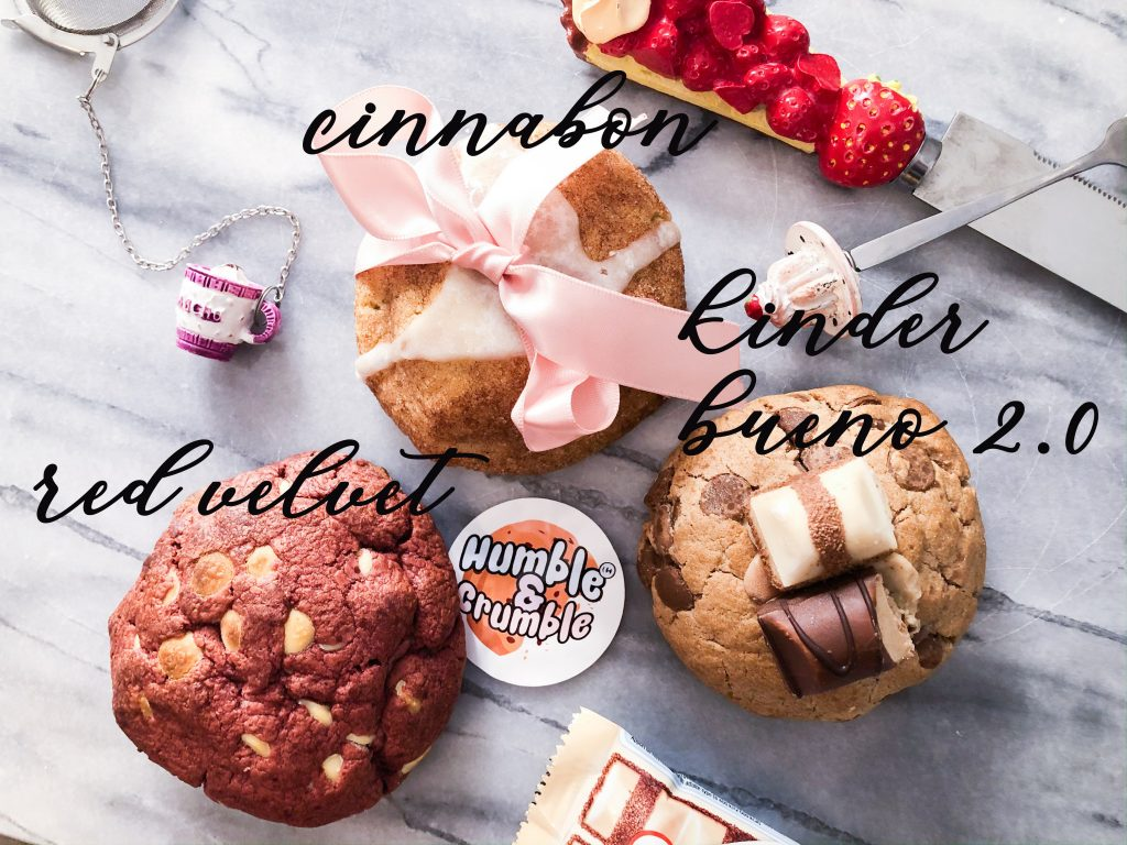 Humble & crumble cookies review
