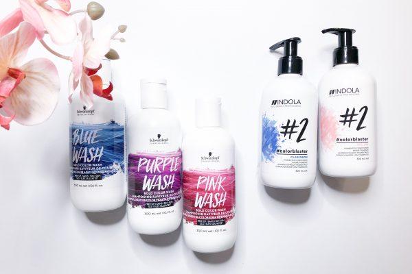 Color shampoo en conditioner voor gekleurd haar getest! Wat werkt beter?