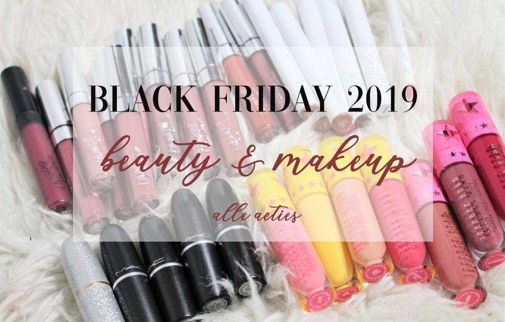 makeup black friday 2019 beauty