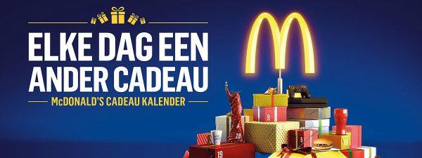 McDonald's Adventskalender 2019: de deals per dag
