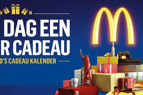 McDonald's Adventskalender 2019: de deals per dag