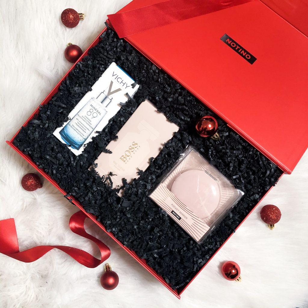 kerst winactie notino