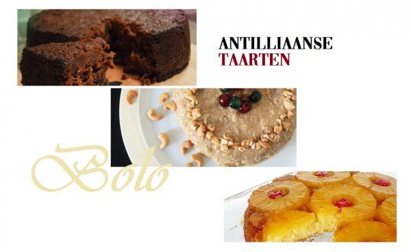 Inspiratie voor de zoetekauw: Antilliaanse taarten!