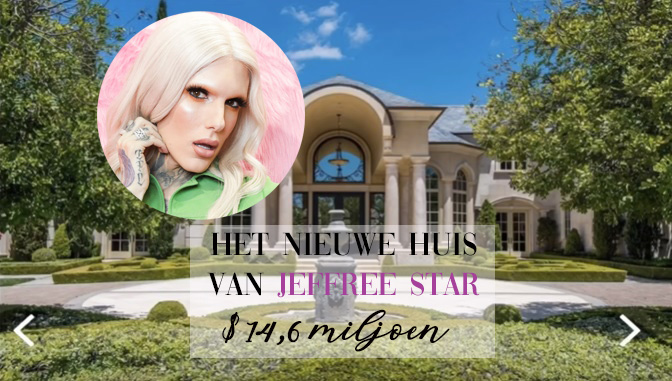 jeffree star koopt nieuwe villa14 miljoen
