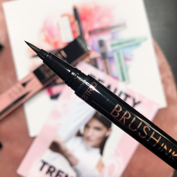 Catrice Brush Ink Tattoo Liner Review: €5 Kat von D Tattoo Liner dupe!