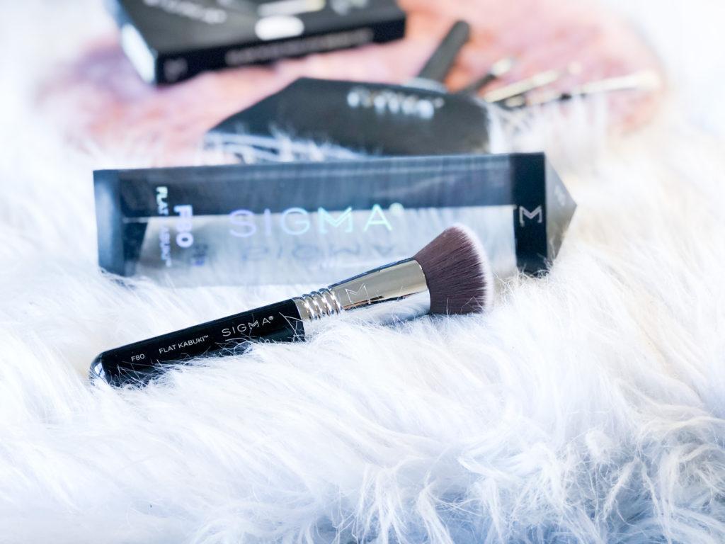 sigma beauty kabuki review
