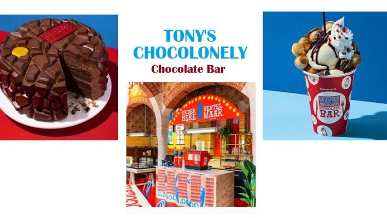 Tony's chocolate bar amsterdam