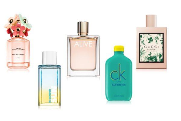 Parfum tips: 5 heerlijke, zomerse luchtjes!