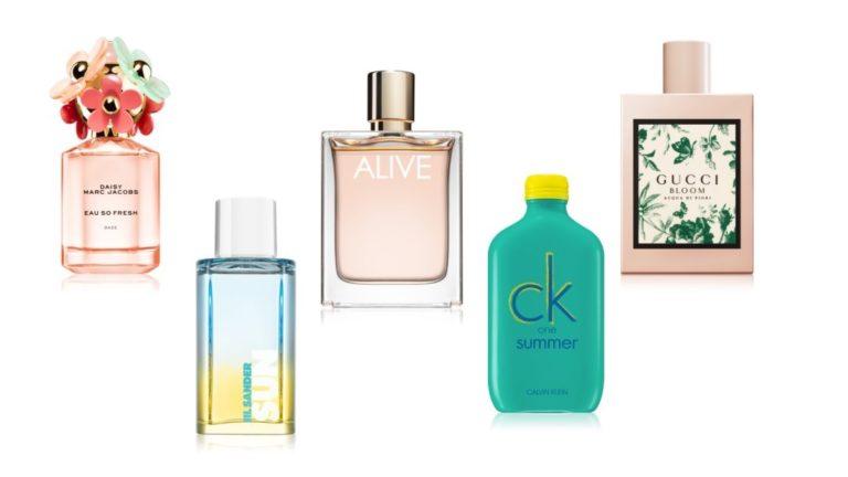 heerlijke zomerparfums 2020 dames