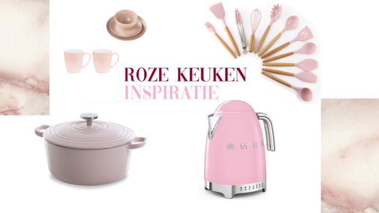 roze keuken tips producten