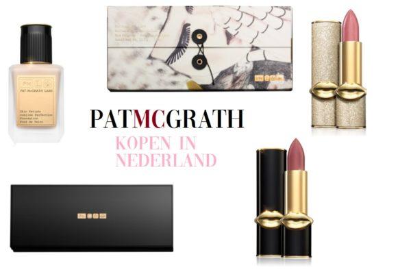 Waar en hoe je Pat McGrath vanuit Nederland kunt kopen