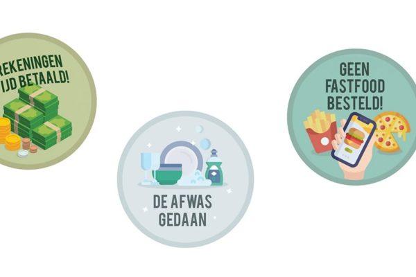 Deze stickers voor volwassenen maken het leven net iets beter