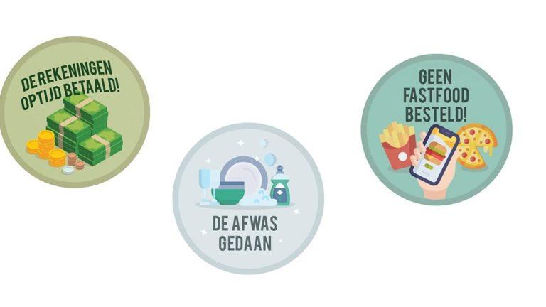 stickers voor volwassenen