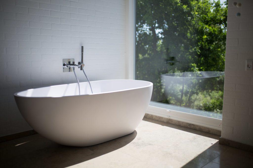 badkuip badkamer