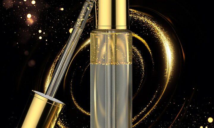 goud in cosmetica