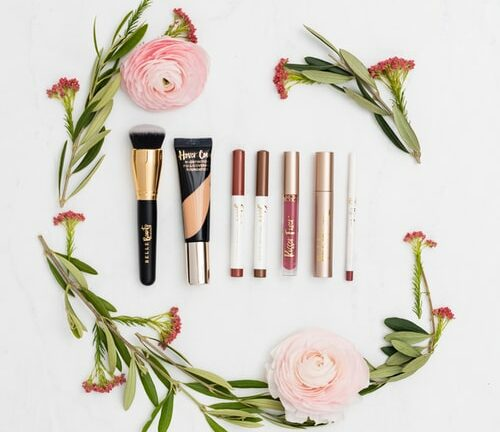lente make-up