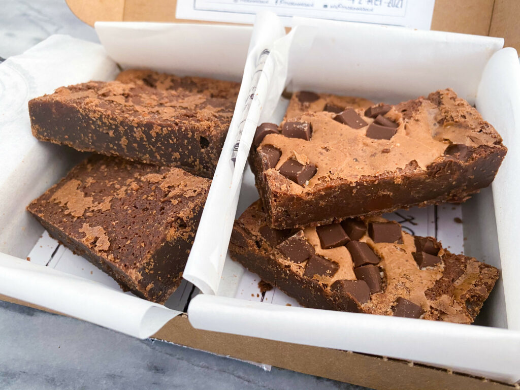 the brownie box review