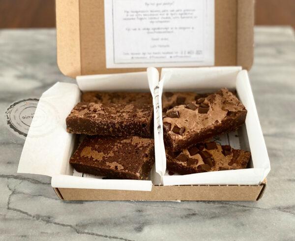 The Brownie Box review: mijn ervaring met online brownies bestellen!