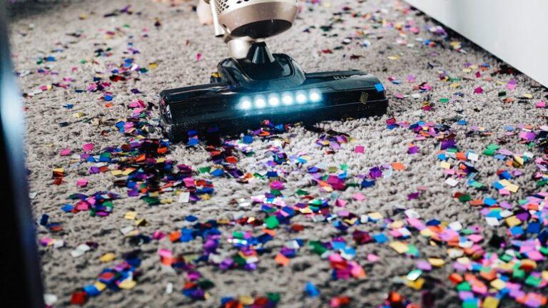 steelstofzuiger confetti
